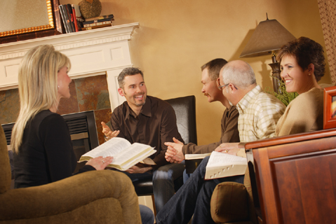 group bible study